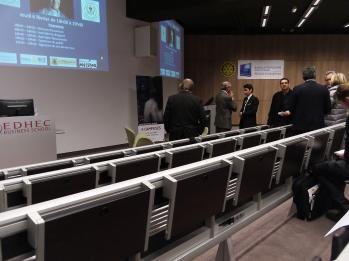 Conférence Axel Kahn