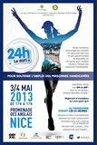 Affiche 24 heures, le défi ! 2013