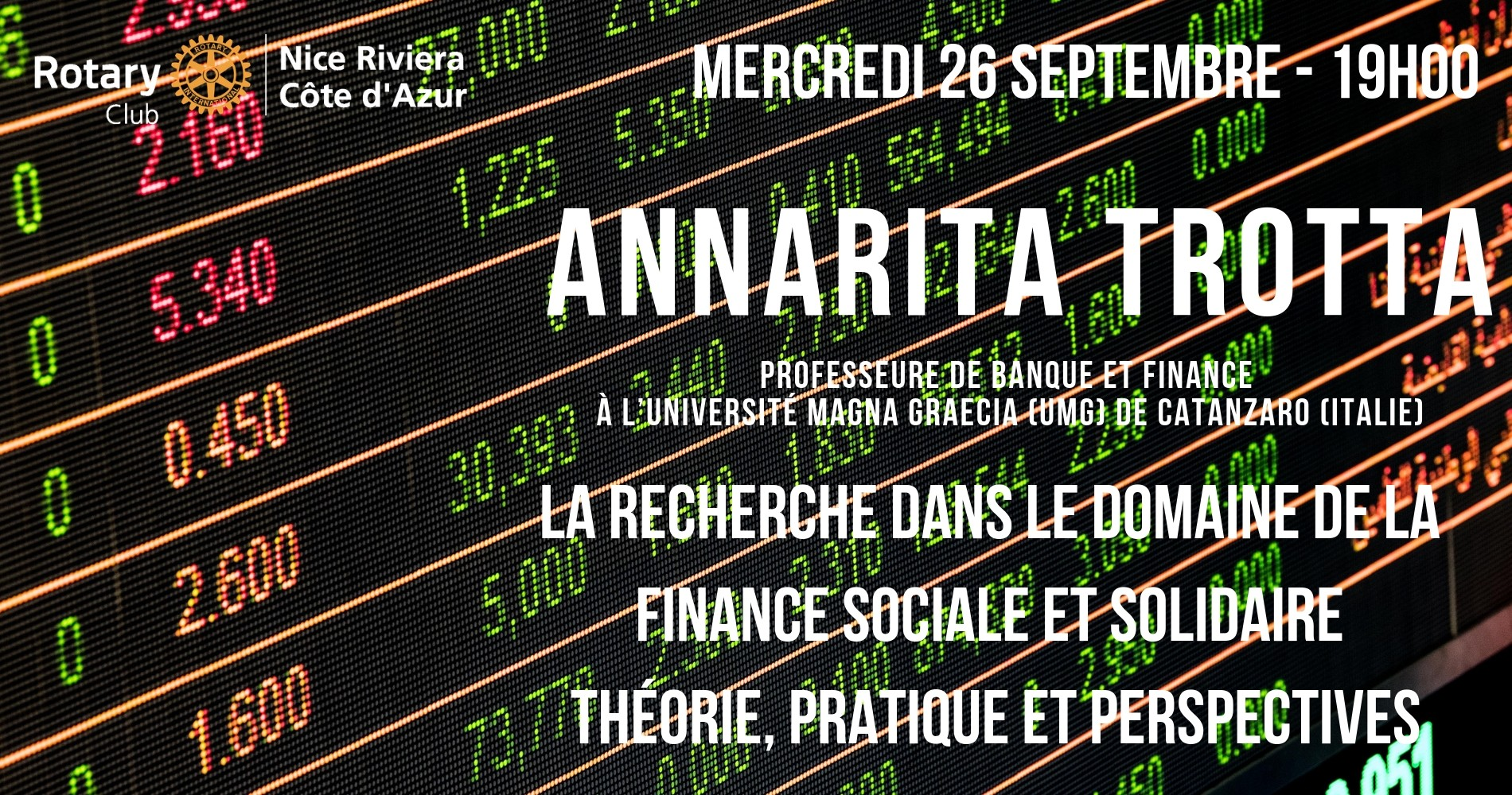Conference de annarita trotta 1