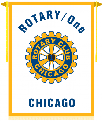 Rotary one banner